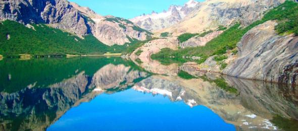 Salida de trekking en Bariloche