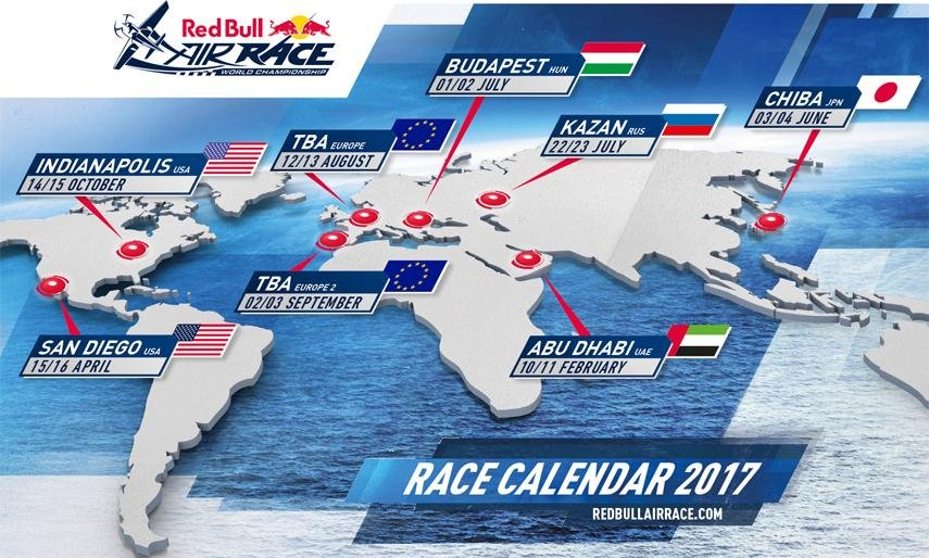 Calendario 2017_Red Bull Air Race