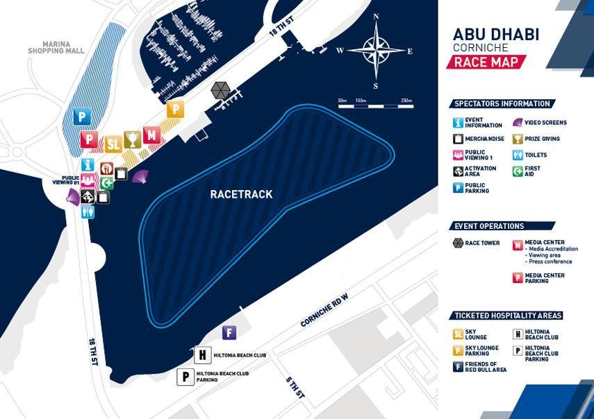 Circuito Abu Dhabi_Red Bull Air Race 2017